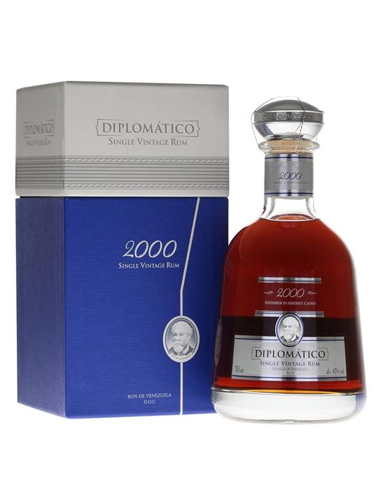 Diplomatico Single Vintage 2000 Rum