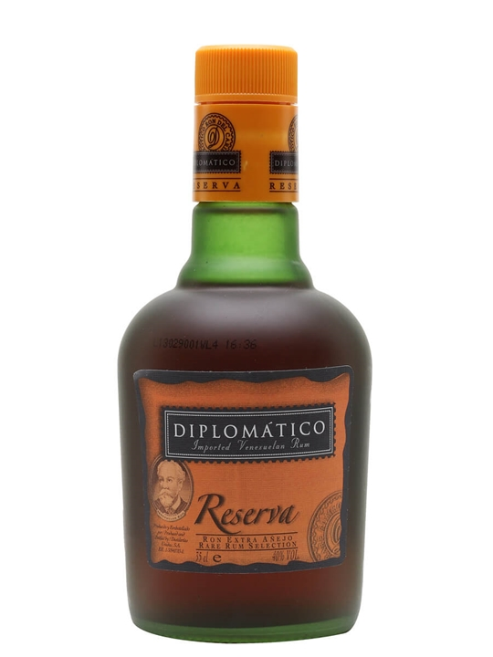 Diplomatico Reserva Rum / Half Bottle Single Modernist Rum