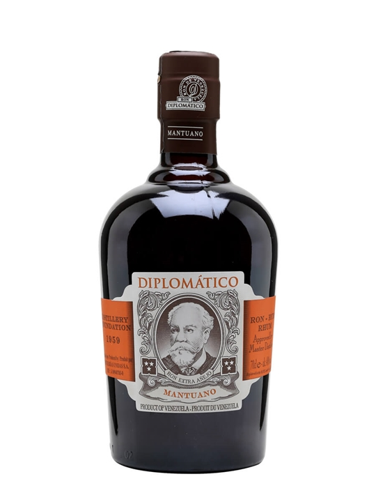 Diplomatico Mantuano Single Modernist Rum