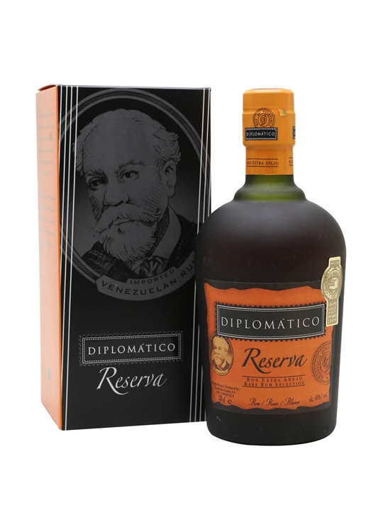 Diplomatico Reserva Rum / Gift Box Single Modernist Rum