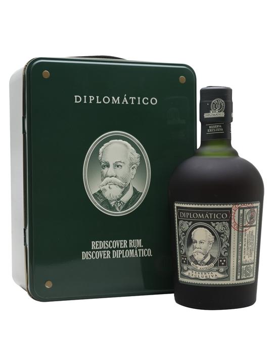 Diplomatico Reserva Exclusiva / Suitcase Gift Pack