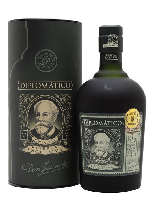 Diplomatico Reserva Exclusiva Rum 70cl Single Modernist Rum