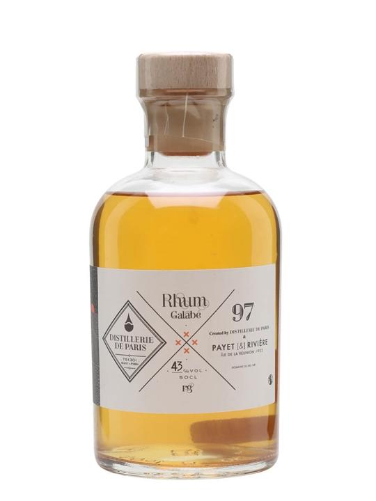 Distillerie de Paris Galabe Rhum Single Traditional Pot Rum