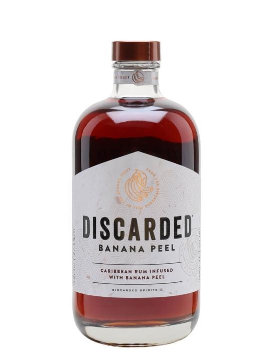 Discarded Banana Peel Infused Rum