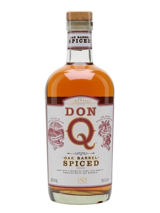 Don Q Oak Barrel Spiced