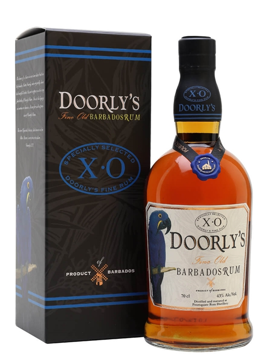 Doorly's XO Rum Single Traditional Blended Rum