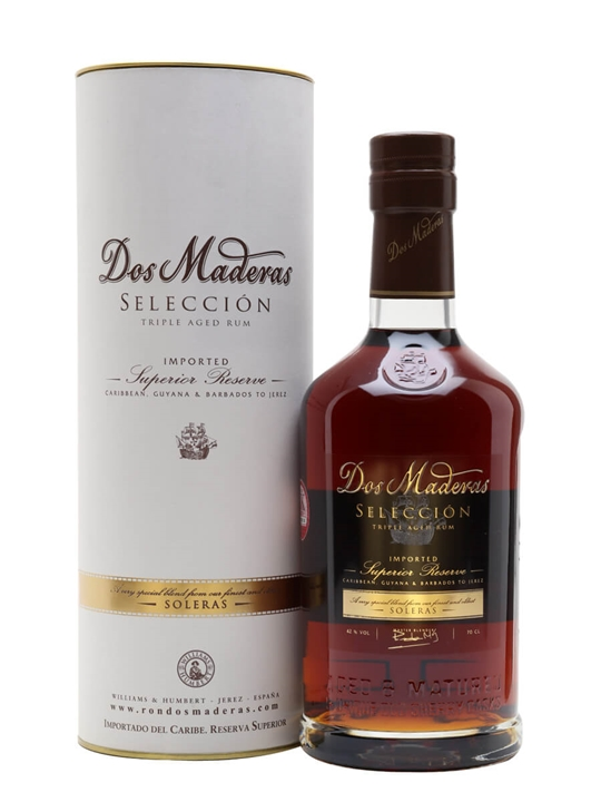 Dos Maderas Seleccion / 10 Year Old Blended Modernist Rum
