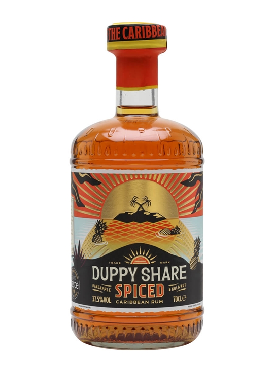 The Duppy Share Spiced Rum