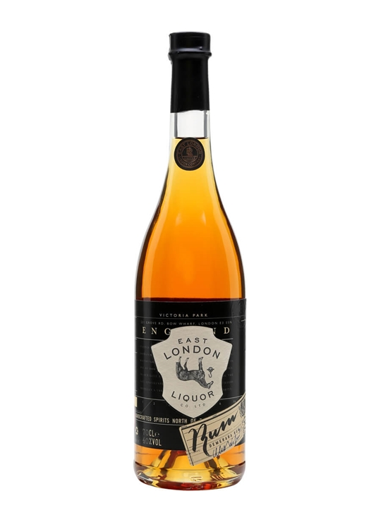 East London Liquor Demerara Rum Single Traditional Column Rum