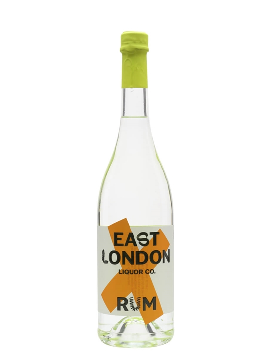 East London Liquor Co. Rum Blended Traditionalist Rum
