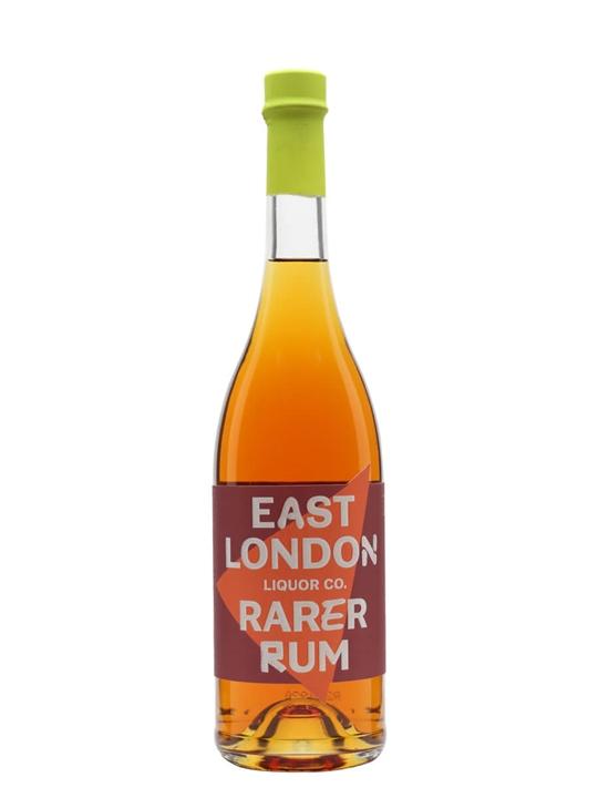 East London Liquor Co. Rarer Rum Single Traditional Column Rum