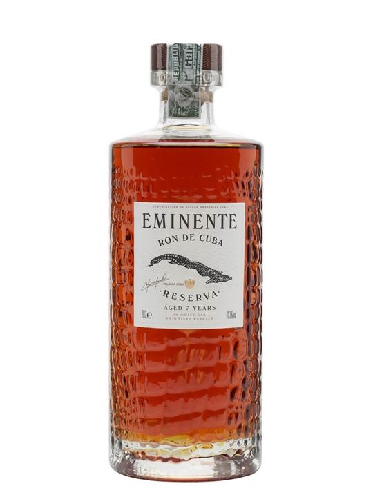 Eminente Reserva 7 Year Old Single Modernist Rum
