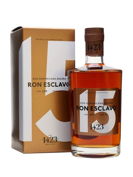 Ron Esclavo 15 Blended Modernist Rum