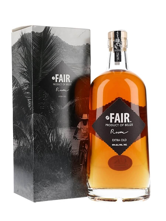 Fair Rum Extra Old Single Traditional Column Rum