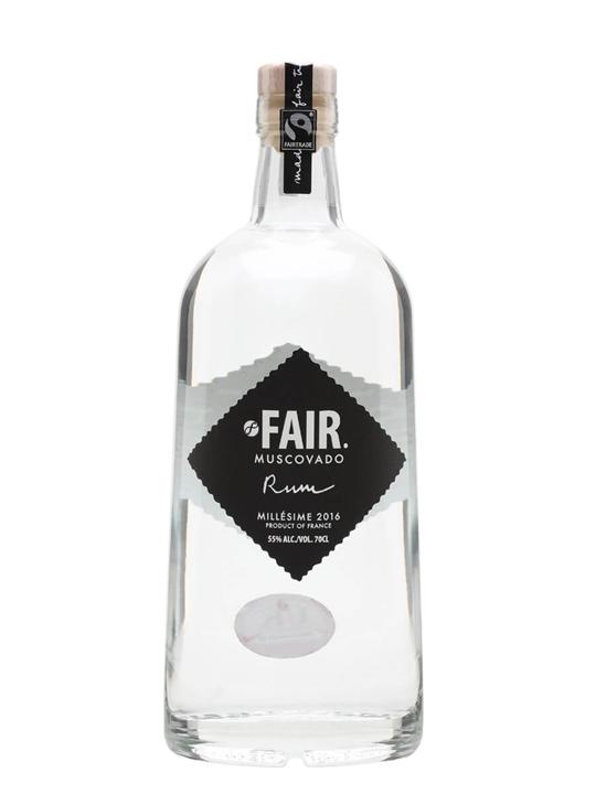 Fair Muscovado Rum Single Traditional Pot Rum