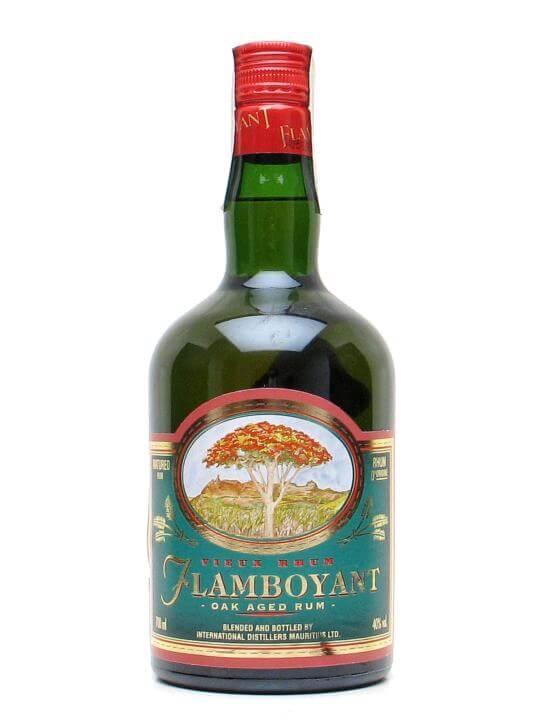 Flamboyant Vieux Rum Single Modernist Rum