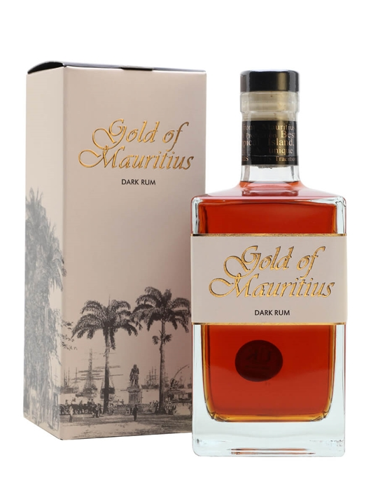 Gold Of Mauritius / Dark Rum Blended Traditionalist Rum