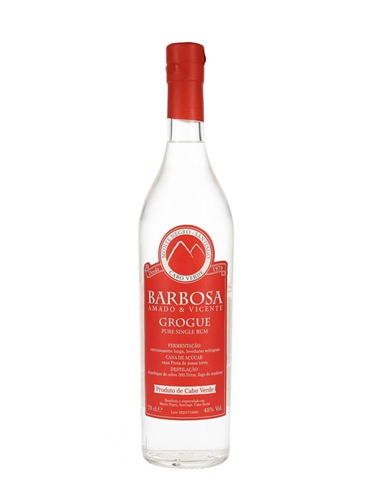 Grogue / Barbosa Amado & Vicente Single Traditional Pot Rum