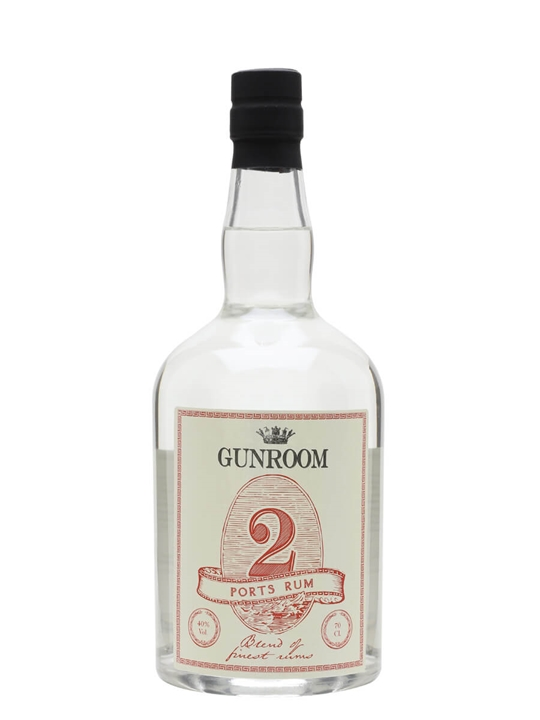 Gunroom 2 Ports White Rum Blended Traditionalist Rum