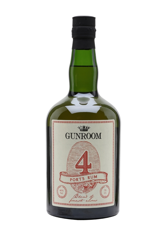 Gunroom 4 Ports Rum Blended Traditionalist Rum