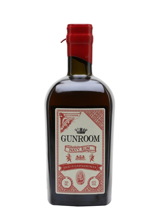 Gunroom Navy Rum Blended Traditionalist Rum