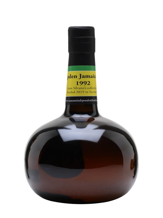 Hampden 1992 Rum / Bot.2019 / Masam Single Traditional Pot Rum