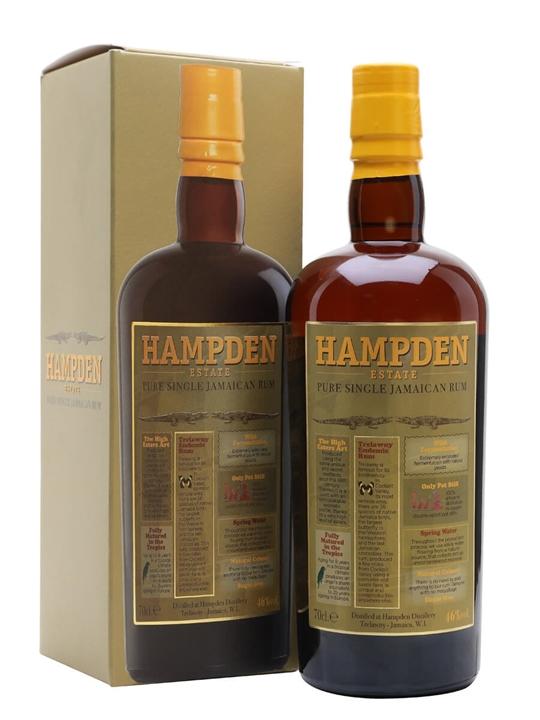 Hampden Estate Rum Single Traditional Pot Rum