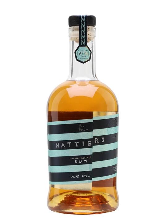 Hattiers Rum Blended Modernist Rum