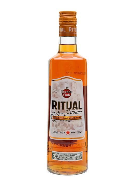 Havana Club Ritual Cubano Single Modernist Rum