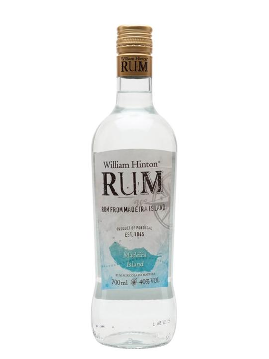 William Hinton Original Rum Agricole