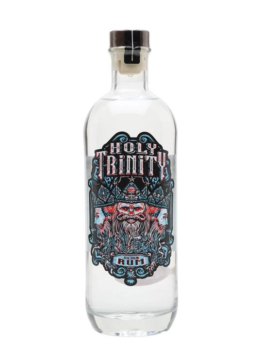 Holy Trinity Silver Rum Blended Modernist Rum