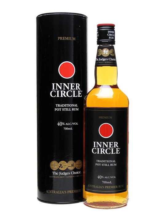Inner Circle Red Dot Rum Single Traditional Pot Rum