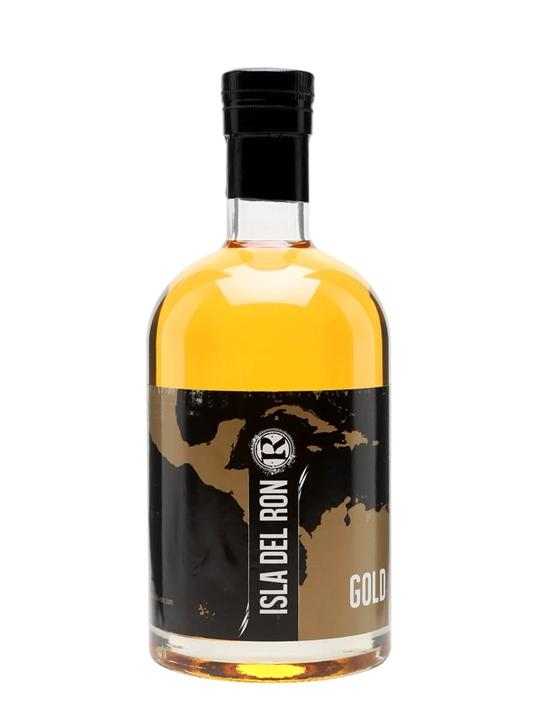 Isla del Ron Gold Blended Modernist Rum