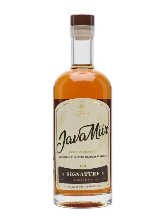 RumJava Signature Coffee Blended Rum