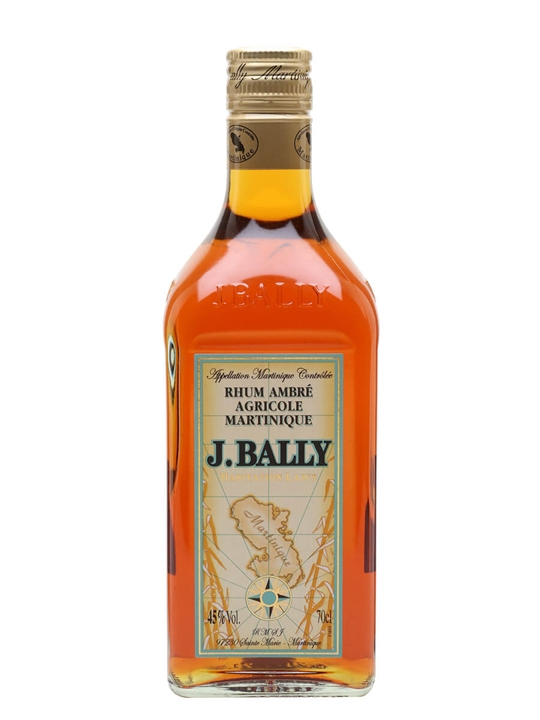 J Bally Rhum Ambré Rum Single Traditional Column Rum