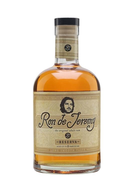 Ron de Jeremy Rum Blended Modernist Rum