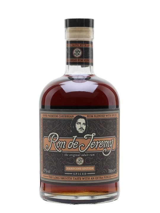 Ron de Jeremy Hardcore Edition Spiced Rum