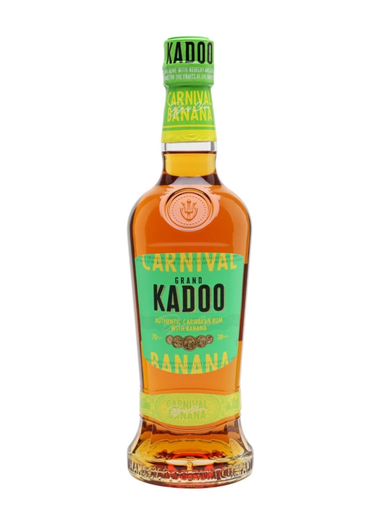 Grand Kadoo Carnival Banana Rum
