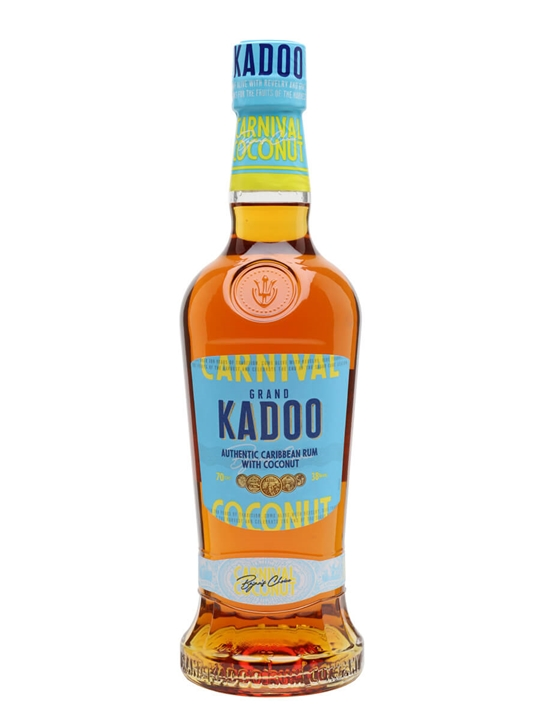 Grand Kadoo Carnival Coconut Rum