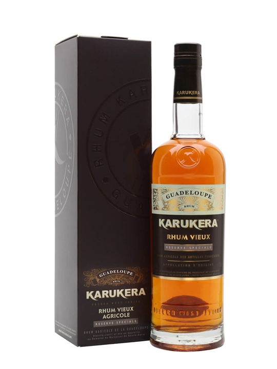 Karukera Reserve Speciale Rum / Guadeloupe