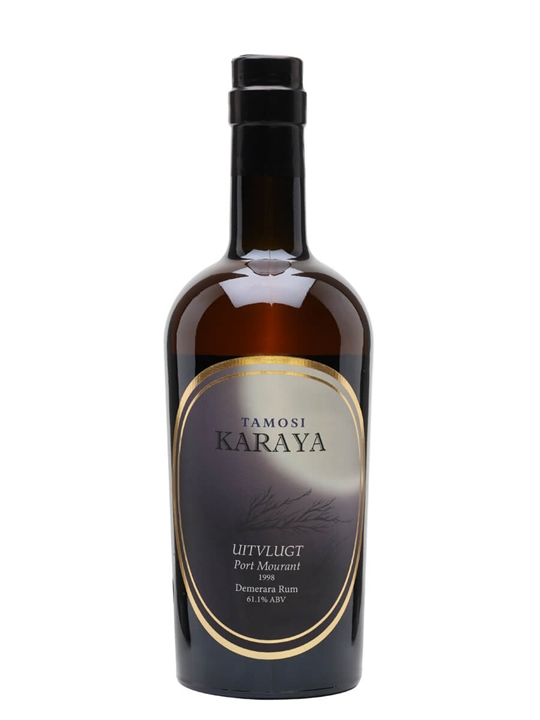 Karaya Rum / 22 Year Old / Port Mourant