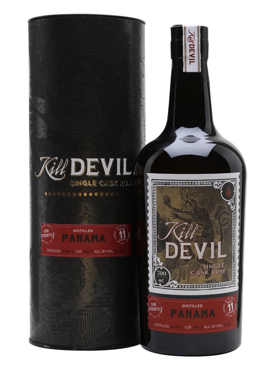 Panama Rum Column Still 2006 / 11 Year Old / Kill Devil