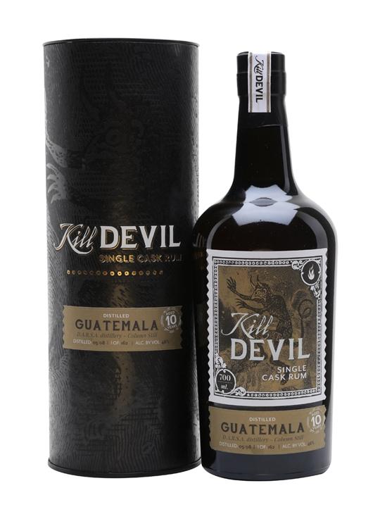 Darsa 2008 / 10 Year Old / Kill Devil Single Modernist Rum