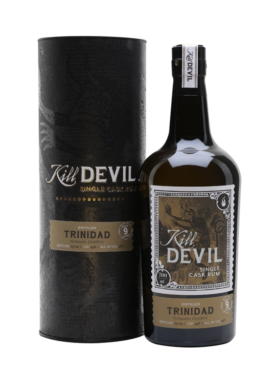 Fernandes 2009 / 9 Year Old / Kill Devil Single Modernist Rum