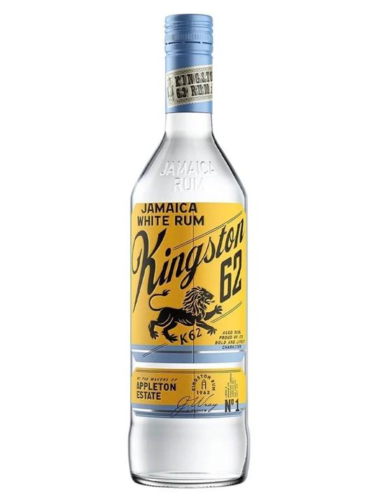 Kingston 62 White Rum Single Traditional Blended Rum