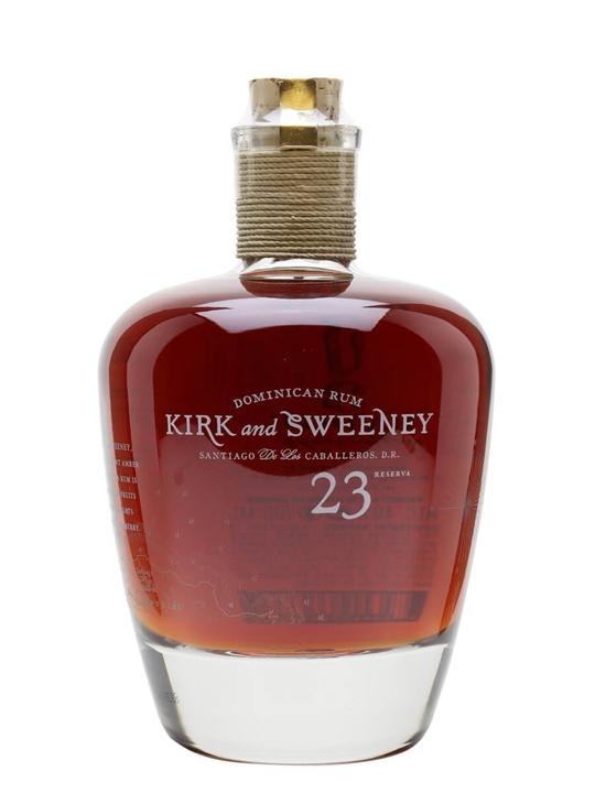 Kirk & Sweeney 23 Reserva Blended Modernist Rum