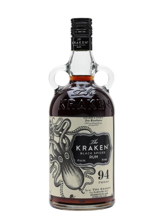 Kraken Black Spiced Rum '47'