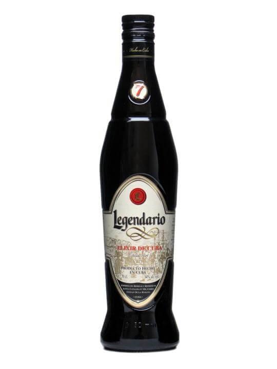 Legendario 7 Elixir De Cuba Rum Punch
