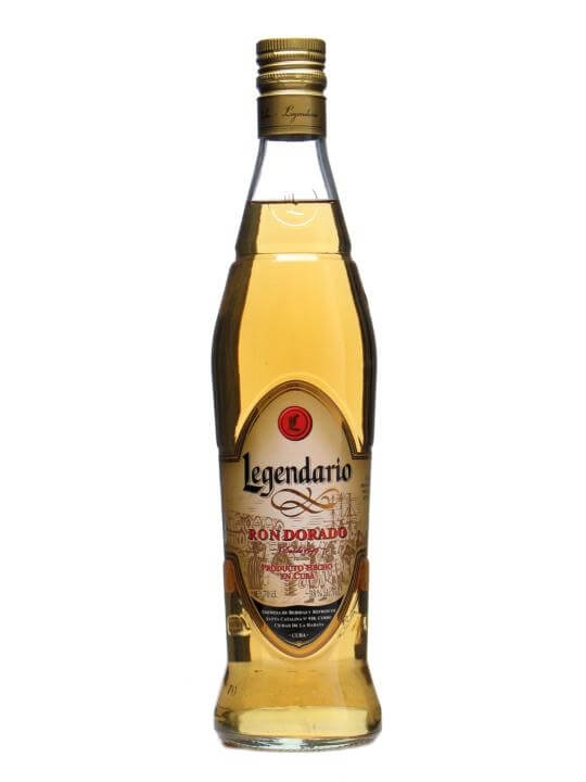 Legendario Dorado Blended Modernist Rum