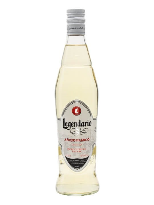 Legendario Anejo Blanco Blended Modernist Rum